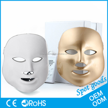 Green Color led facial mask Facail Mask