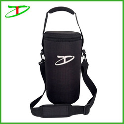 new 2016 wholesale customized insulated beer bottle carry bags