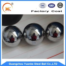 Factory Qualified AISI 410/ 420 Solid Stainless Steel Balls