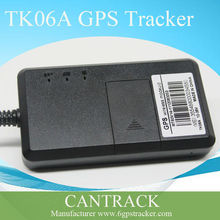 TK06A Accurate Super Mini Cheap gps software real time gps car tracker