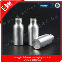 empty body lotion in metal cream 30ml manufacture in china