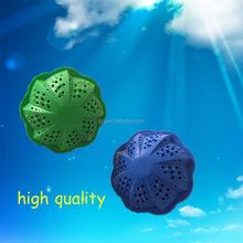 Christmas gift eco friendly magnetic plastic nano washing ball