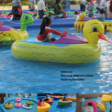 Lowest Price Exclusive Manufacturer Fwulong Brand Water Play Games Kids Inflatable Boat Aqua Sport Boat For Sale
