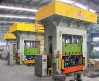 H Frame Hydraulic Deep Drawing Press Machine 1000T