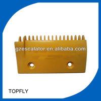 LG escalator Parts comb plate 2L08318 escalator spare parts