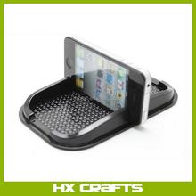 Useful Car Stand Holder for Mobile Phone GPS Navigation anti slip mat360 degree Rotating