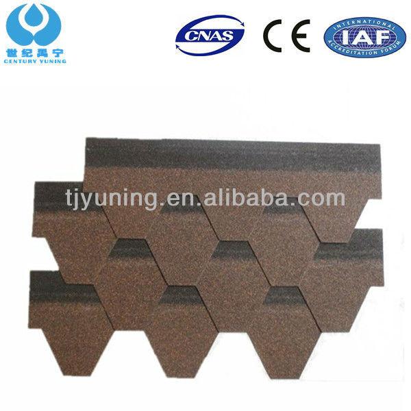 hexagonal asphalt shingles prices
