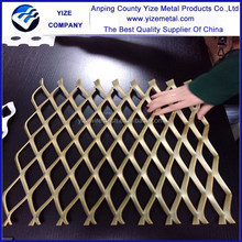 alibaba china market metal expanded aluminium mesh price/micro hole expanded metal mesh sheet and roll