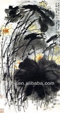 Ancient Painting and Calligraphy,No Frame Chinese Ink Painting