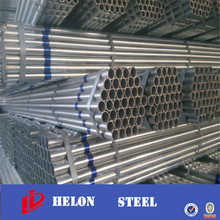round galvanized pipes !! galvanized pipes for drill pipe
