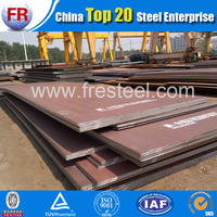 Made in china hot rolled steel plate astm a517 grade b steel plate