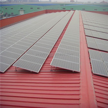 pv solar mounting bracket system support for pitched solar mounting