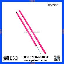 factory price dog agility equipment, agility pole FD693C