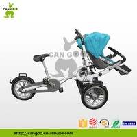 Fashional Unique Design Mother and Baby Bicycle Trailers With EN1888 Certificate