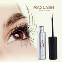 MAXLASH Natural Eyelash Growth Serum (100% Real Siberian Mink Individual Eyelash Extensions)