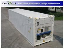 40HC reefer container with carrier /dakin refrigerator