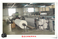 Red star group synthetic/polyester press-fliter fabric for printing paper