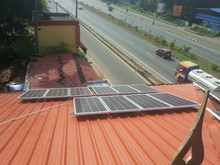 2KW 3KW home solar panel kit / 5KW 6KW 10kw china solar panels cost / 15kw 20KW home solar panel kit with battery backup