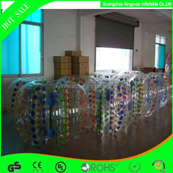 Xingyuan outlet inflatable belly bumper ball buy pvc toy ball made in China