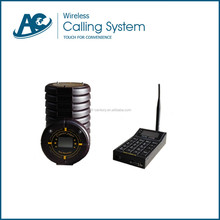 Restaurant server pagers Electronic queuing system call numbering system