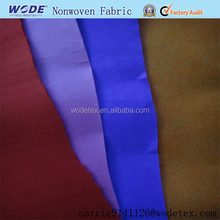 Nonwoven Felt Fabric Nonwoven Base for Synthetic Leather OEM Color