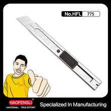 Hardware Knife Metal Hand Tool Knife For Office Tool Knife Utility Knife