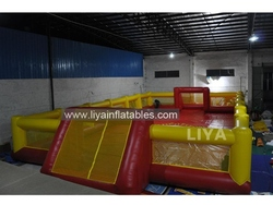 inflatable football field, inflatable football pitch, inflatable soccer field