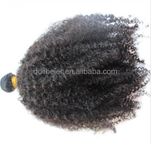 10inches~36inches ideal afro kinky hair weave,100% Virgin mongolian kinky curly human hair