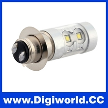 Car Turn Signal Light P15D-25-1 PX15D 50W LED Daytime Running Light