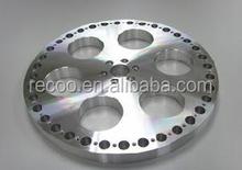 CNC aluminum alloy decorative metal