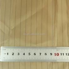 KJD-038 99% polyester 1% carbon fiber antistatic fabrics