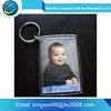 Manufacturer Custom design large acrylic keychain