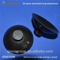 Seta lechón de silicona de 60 mm