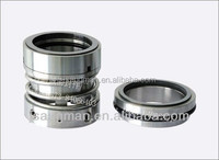 Single spring mechanical seal 124 Corrosion resistance