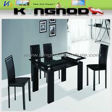 melhor venda mesa de jantar preta