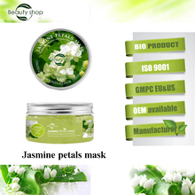 Jasmine Whiteting gel beauté masque