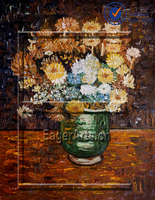 Wholesale Hot Selling Handmade Famous Impression Art Reproduction Van Gogh Oil Painting on Canvas