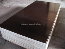 12mm/15mm/18mm Black/Brown/Dynea/Red/Green Film Faced Shuttering Concrete Form Plywood