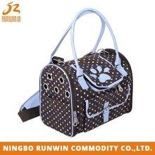 Professional Manufacturer SGS Certification pet carrier dog bag