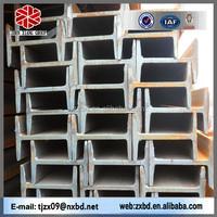 Q345 I-Beam standard length galvanized i beam