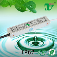 IP67 waterproof 36W constant current LED driver
