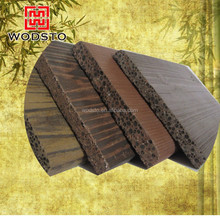 Waterproof decorative wooden house wall panel for outdoor decoration