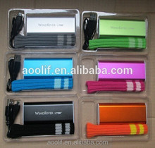usb hand warmer/magic heat pack hot power banks for iphone 5s li-polymer battery hand warmer