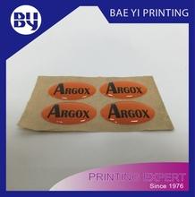 Epoxy resin company logo 3M sticker