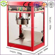 fully automatic caramel popcorn machine
