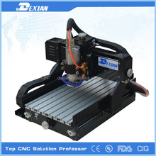 Model making cnc router metal cutting machine with high precision