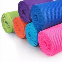 fitness body building Yoga mat Type pvc yoga mat exericse gym mat