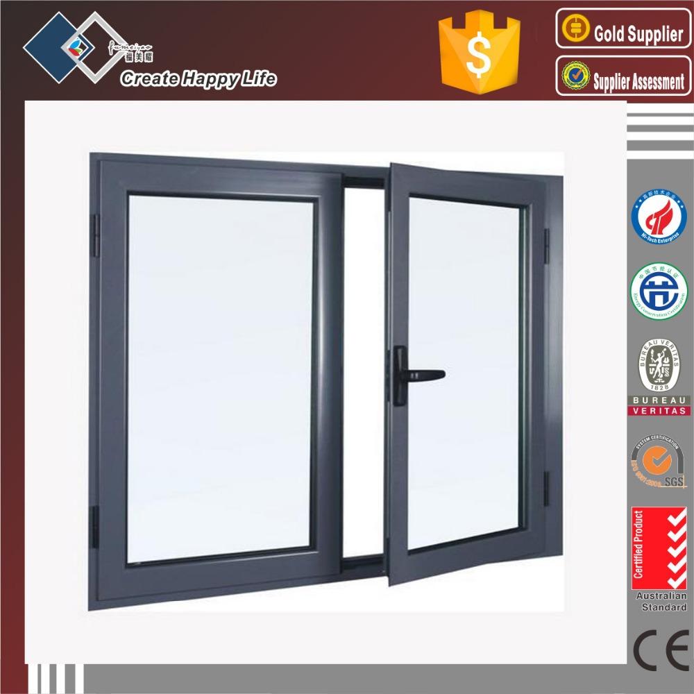 Norme australienne double vitrage cadre en aluminium for Fenetre coulissante prix