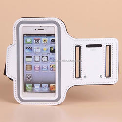 Neoprene mobile phone arm bag for Iphone 4/5 or Samsung
