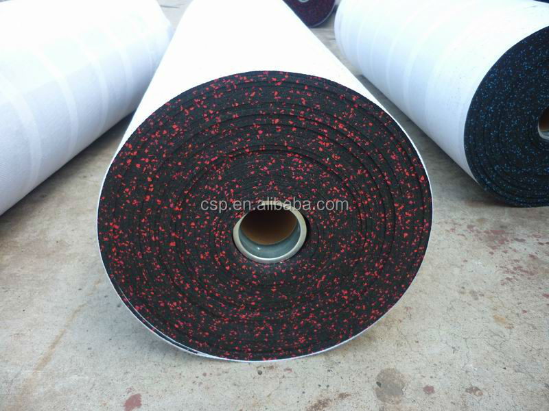 Couleur noir anti d rapant rouleau ext rieur tapis en for Rouleau caoutchouc exterieur